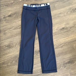 Lululemon boot cut pants
